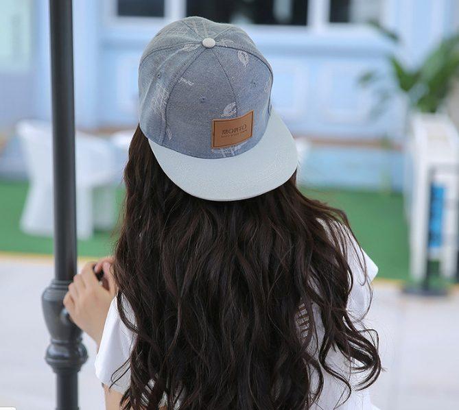 mũ snapback nữ