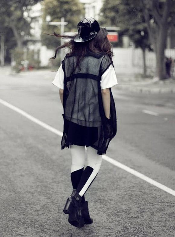 mũ snapback thời trang nữ