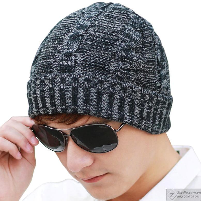 Cách phối đồ với mũ len nam