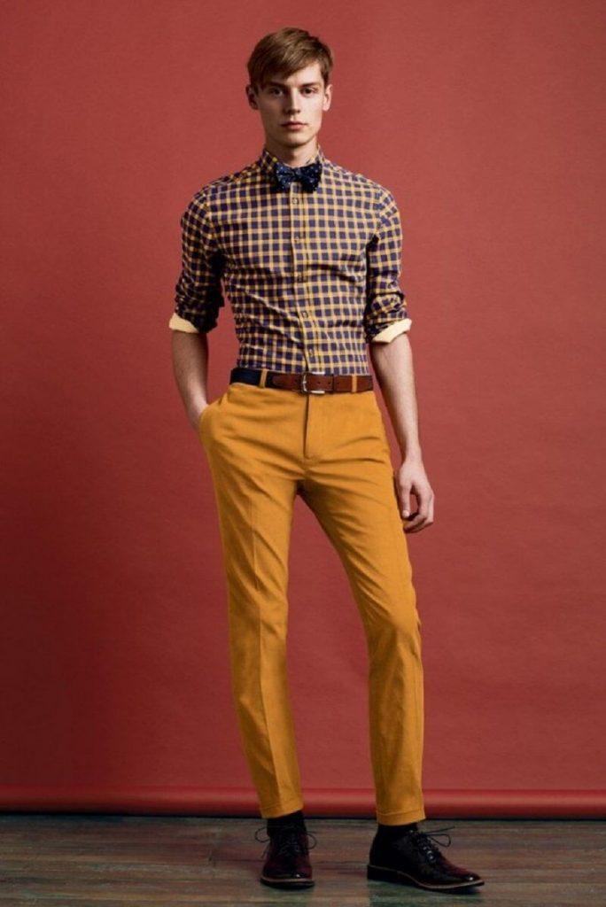 áo vintage nam
