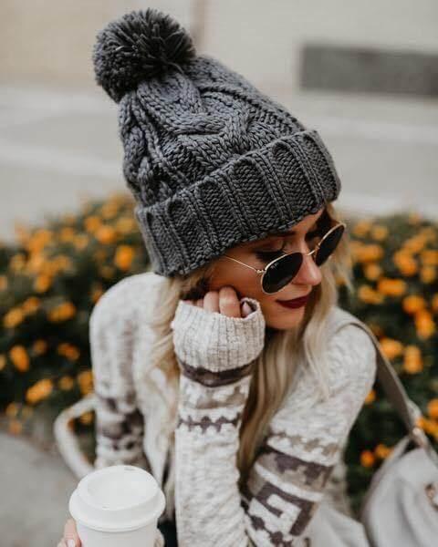 các loại nón len nữ đẹp