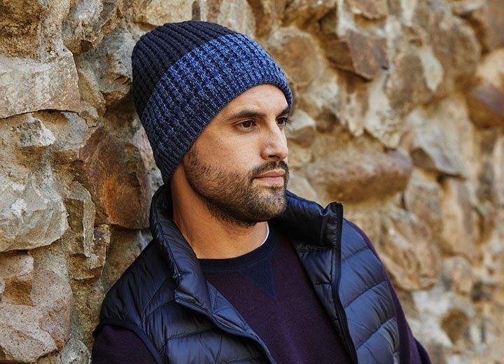 cách chọn mũ mùa đông cho nam