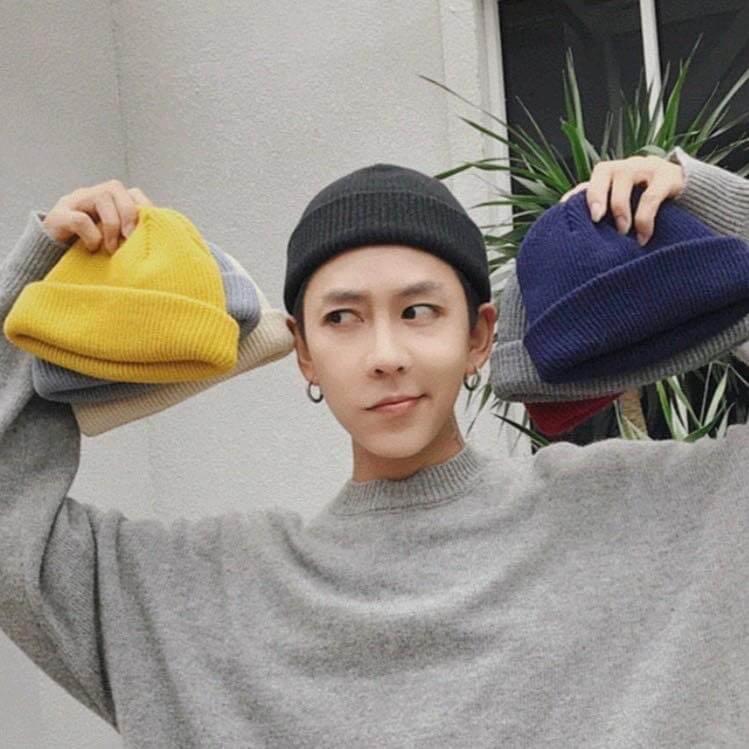 cách đội nón len đẹp cho nam