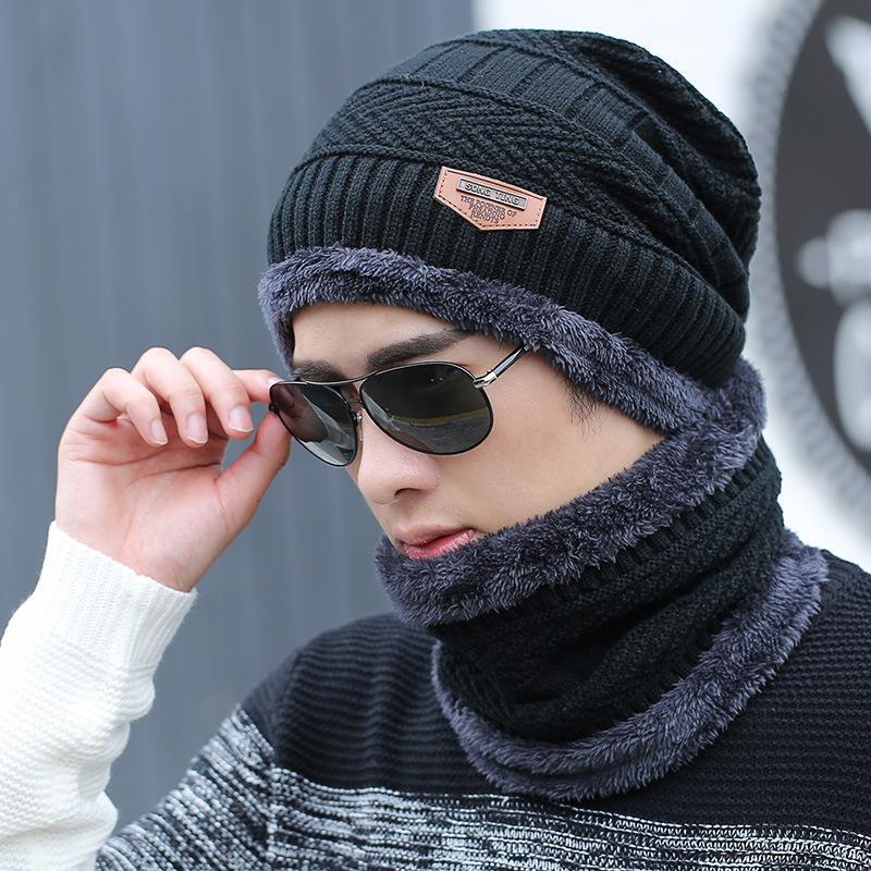 chọn mũ len cho nam giới