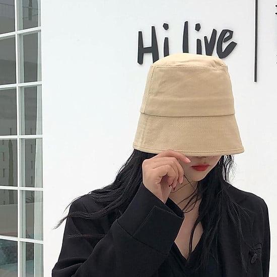 kiểu mũ phù hợp với khuôn mặt