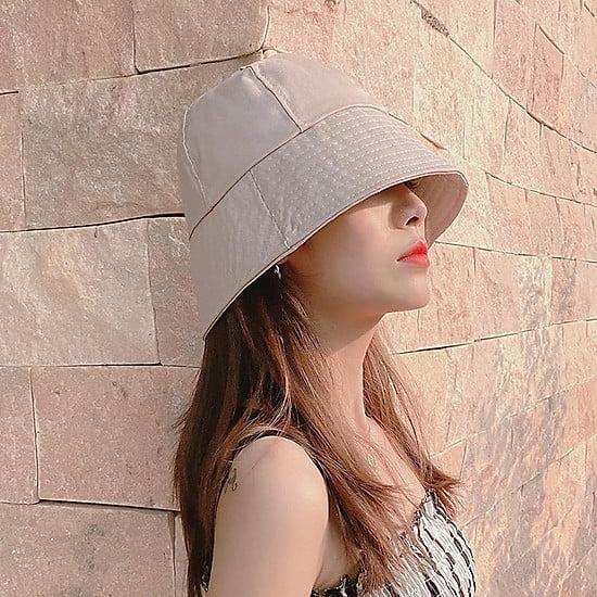 mũ bucket hợp với mặt chữ nhật
