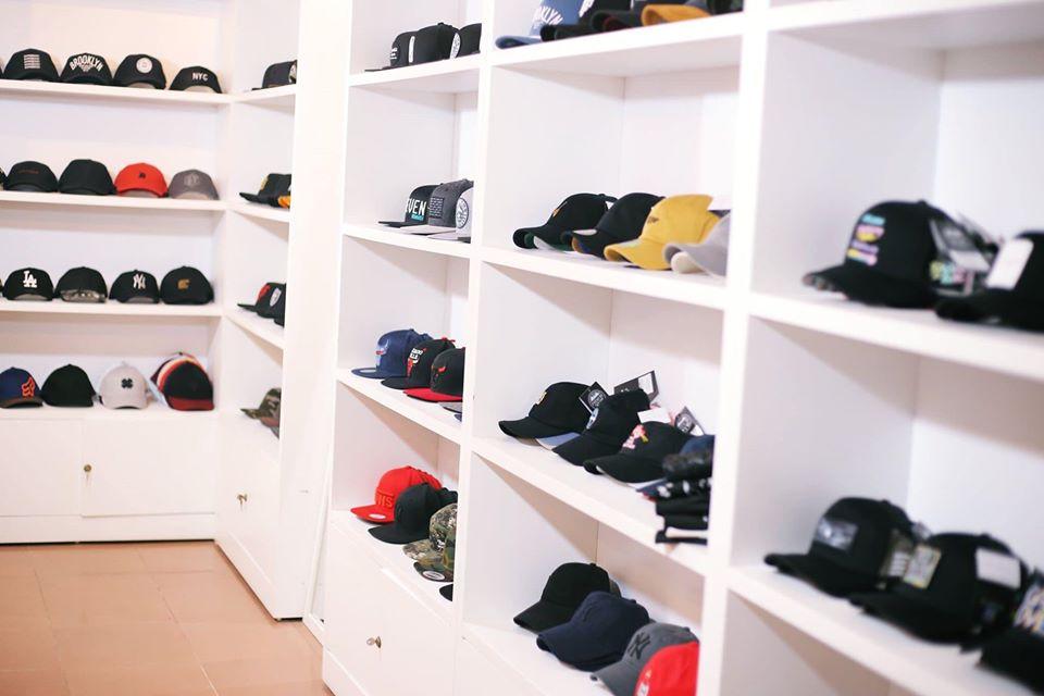 Shop bán mũ lưỡi trai tại nghệ an