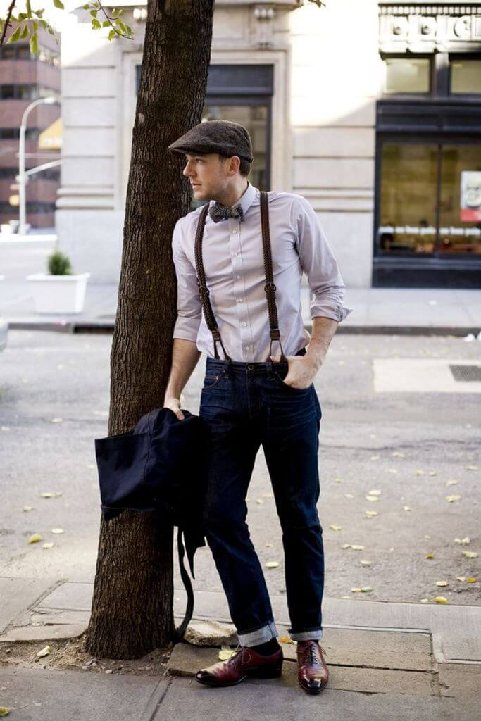 quần áo vintage nam