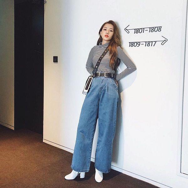 Cách chọn quần áo phù hợp với dáng người để chân dài hơn