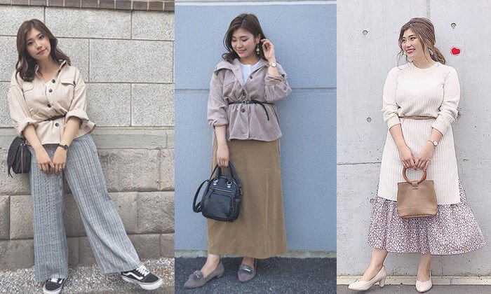 Chọn quần áo phù hợp với dáng người nữ