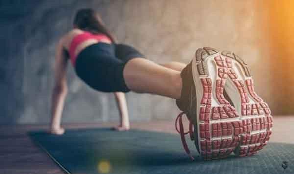 cách chọn giày tập gym nữ