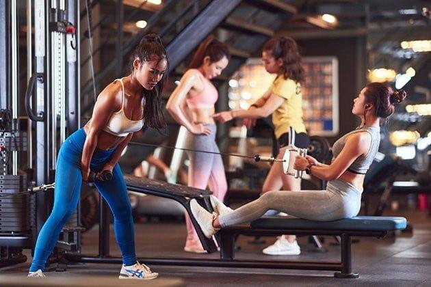 giày tập gym nữ đẹp