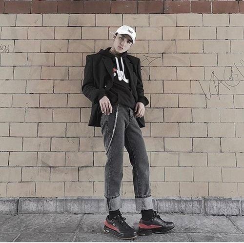 mix giày thể thao nam