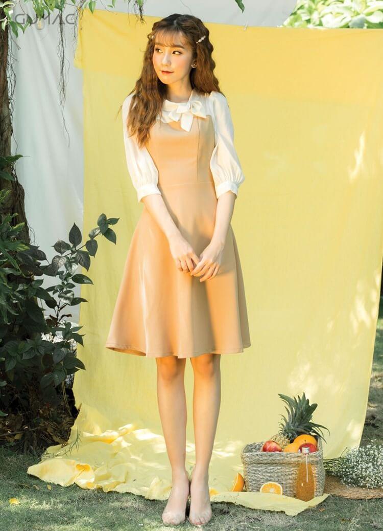 outfit cho người lùn