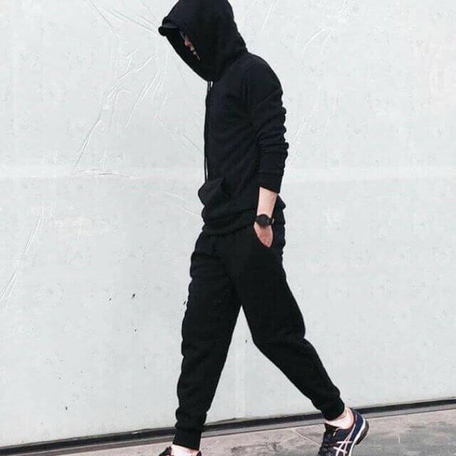 phối hoodie nam