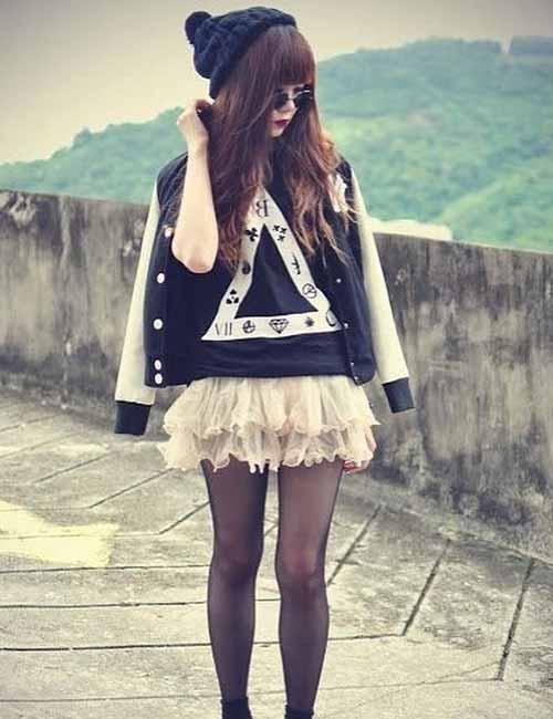 Nếu bạn yêu thích phong cách dịu dàng bánh bèo thì hãy chọn kiểu váy này ngay nhé.