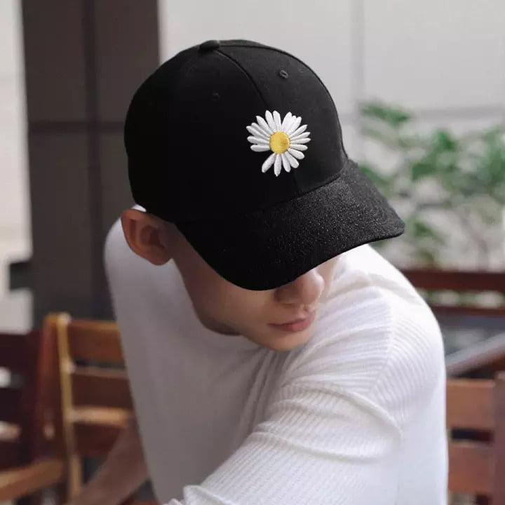 mũ hoa cúc nam