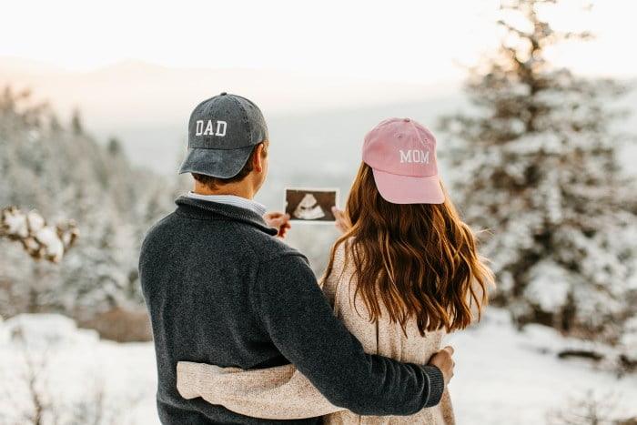 mũ nón đôi cho vk ck
