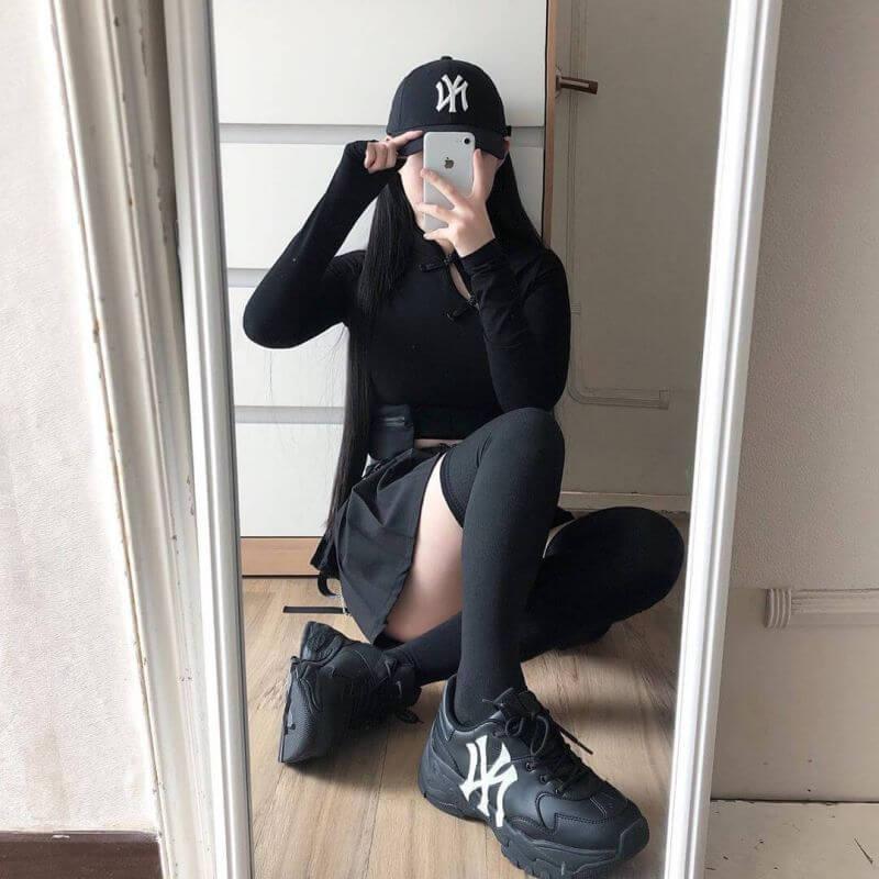 giày mlb ny nữ